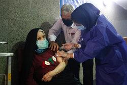 آیین افتتاحیه اولین پایگاه تجمیعی واکسیناسیون در همدان