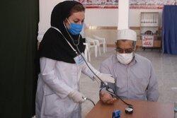 واکسیناسیون سالمندان نظرآبادی در منزل