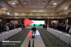 Resistance in Al-Quds continues: Syria's Deputy Parl. Speaker