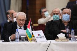 تہران میں اسلامی ممالک کی پارلیمانی یونین کی مستقل فلسطینی کمیٹی کا ہنگامی اجلاس