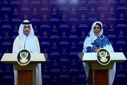 آمادگی قطر برای کمک و مشورتدهی لازم به سودان