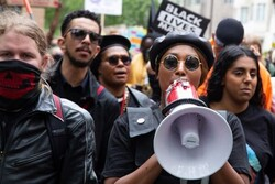 Londoners convene to protest death of a 27-year-old black man