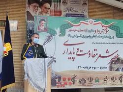 انتخابات ۱۴۰۰ خرمشهری دیگر است/دستاوردهای فتح خرمشهر بازگو شود