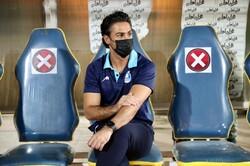 Majidi introduces his new Italian assistant coach