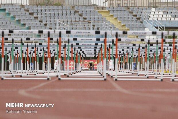 مسابقات دو میدانی کشوری در اراک