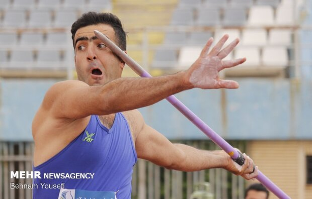 Track and field competitions held in Arak