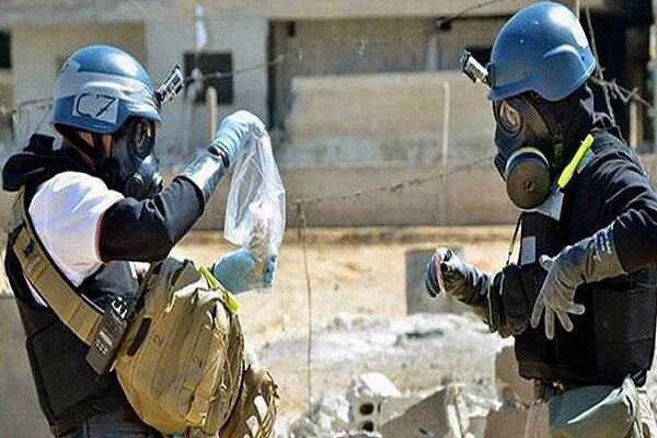Fake chemical attack plotted on Assad's inauguration in Idlib