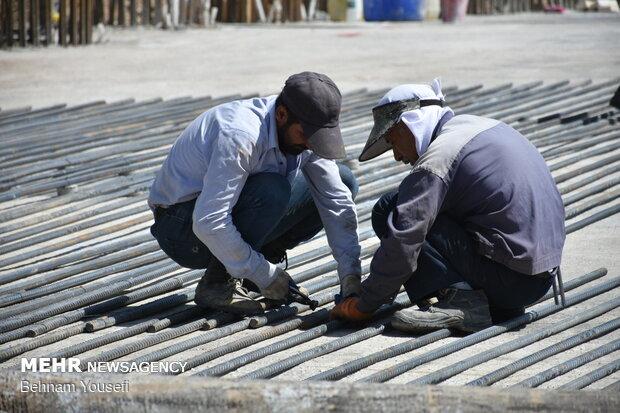 عملیات اجرایی نیروگاه ۱۴۰۰ مگاواتی سیریک آغاز شد
