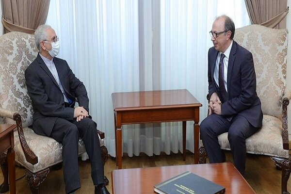Iran, Armenia discuss latest regional developments