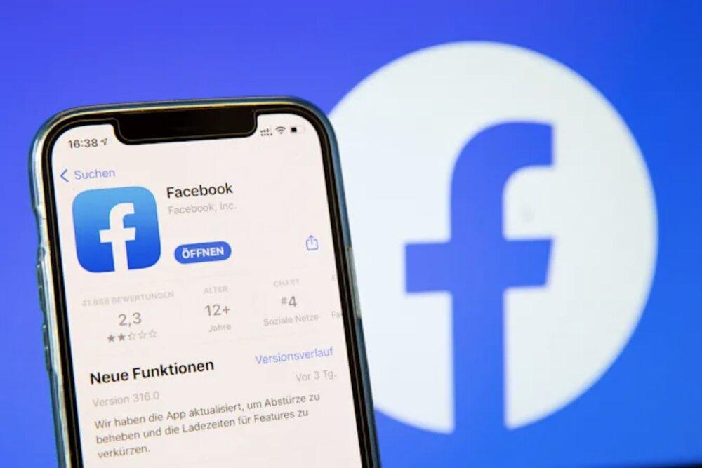 تغییر مخفیانه الگوریتم فیس بوک را خشن تر کرد