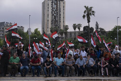 Iran supporting choice of Syrian nation