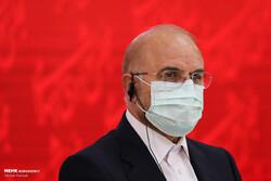 Parl. Speaker Ghalibaf arrives in Syria