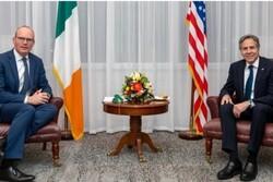 دیدار وزرای خارجه آمریکا و ایرلند با محور برجام