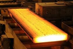 Steel ingot export up 135% in current year