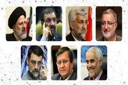 همه تالیفات کاندیداهای سیزدهمین دوره انتخابات ریاست جمهوری