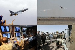 Army's 'Separ-e-Aseman 1400' drill wrapped up