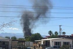 یک فروند جنگنده آمریکا سقوط کرد/ خلبان کشته شد