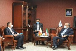 Polish envoy meets with Iranian sports minister