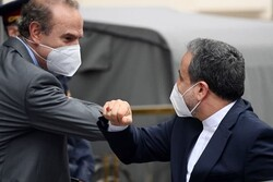Araghchi meets with Deputy EU Foreign Policy Chief on JCPOA