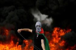 برگزاری تظاهرات گسترده علیه سفر وزیر خارجه آمریکا به رام الله