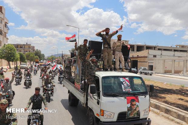 Suriye'de devlet başkanlığı seçimi heyecanı