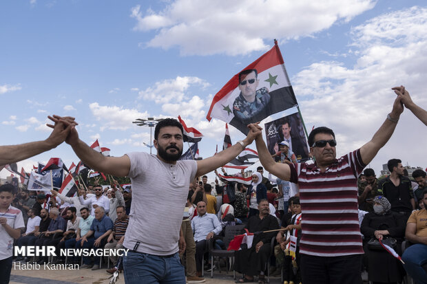 Syrian presidential campaign to be held on May 26