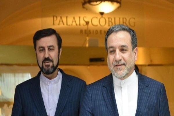 Iran top negotiator departs for Vienna