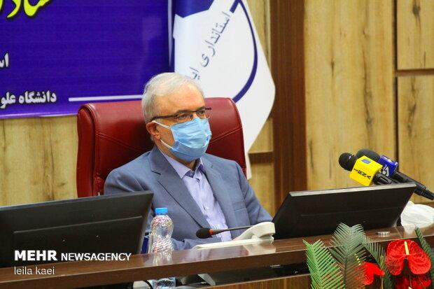 آغاز تزریق واکسن ایرانی کرونا از هفته آینده