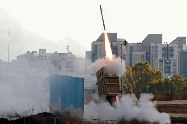Iron Dome shots down an Israeli drone: report