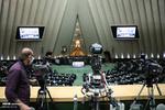 مراسم تحلیف ۶ منتخب میان دورهای مجلس برگزار شد