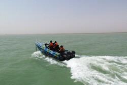 ۴ فروند شناور صیادی متخلف در خوریات ماهشهر توقیف شدند