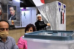 Suriye halkı devlet başkanlığı seçimleri için sandık başında