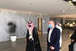 یک هیأت سوری به عربستان سعودی سفر کرد
