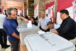 Syrians head for polling stations to elect president