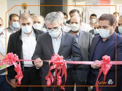 افتتاح و راهاندازی اولین بازارچه قطعات یدکی کشور توسط گروه سایپا