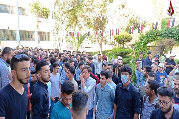 Widespread participation of Syrians in presidential election