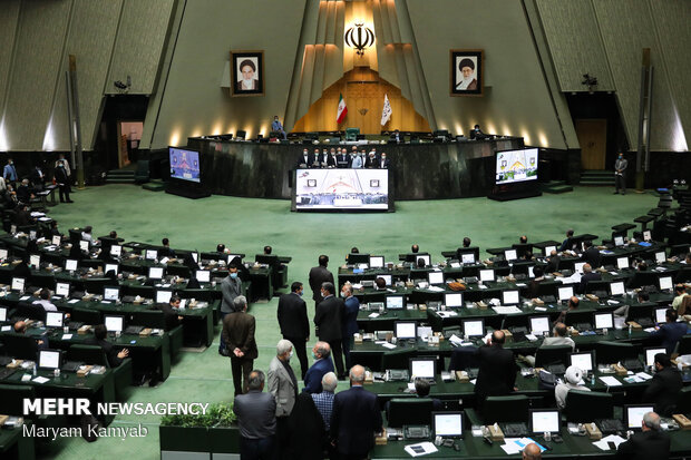 Parliament to discuss legislation to lift sanctions with AEOI