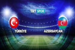 Türkiye Milli Futbol Takımı'nın Azerbaycan sınavı