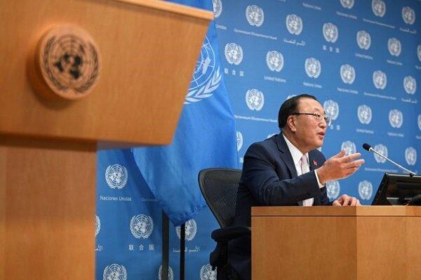 Çinli temsilciden Suriye'de siyasi çözüm çağrısı