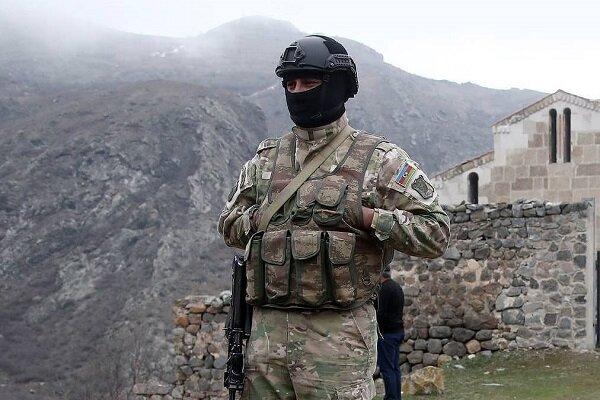 پاریس خواستار مشخص شدن مرز میان باکو- ایروان از طریق مذاکره شد