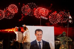 Bashar Assad wins Syrian election with 95% of vote