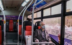 اعلام حرکت اتوبوس ها با کمک «تهران باس» و تابلوهای اطلاع رسانی