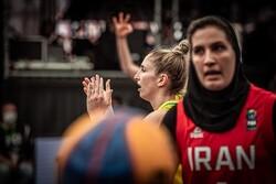 women 3x3 basketball