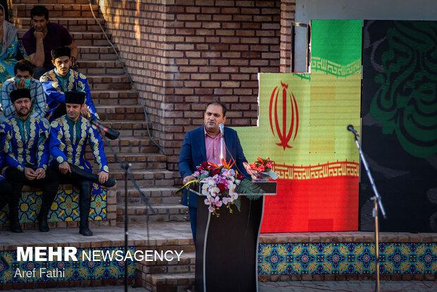 UNESCO Culture Garden inaugurated in Karaj