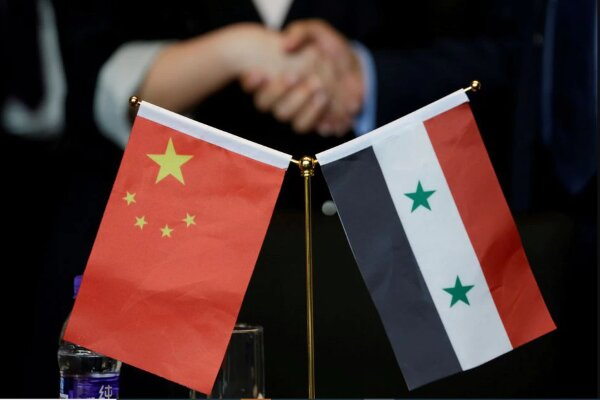 Beijing firmly supports Syria for protecting its sovereignty