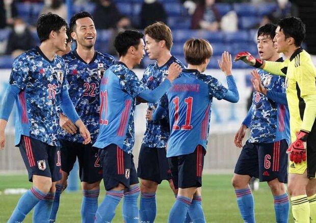 ژاپن ۱۰ - میانمار صفر/ ساموراییها به عنوان اولین تیم صعود کردند