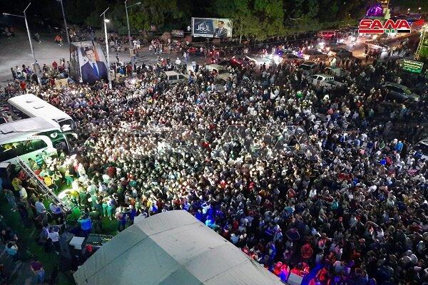 Suriye'de seçimlerin galibi Beşar Esad