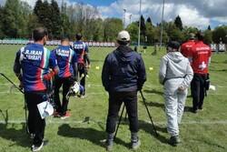 تیم ریکرو مردان از کسب سهمیه المپیک بازماند