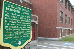 گور دستهجمعی کودکان بومی در کانادا کشف شد