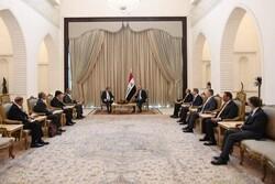 رایزنی برهم صالح با وزیر خارجه پاکستان